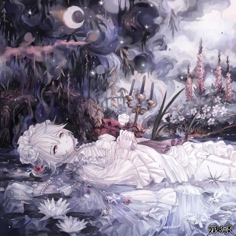 遠き儚き夢の涯
